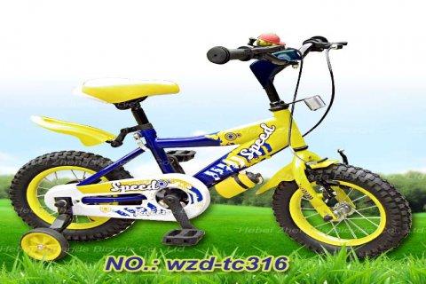دراجات أطفال kids bike bikes bicycle   احدث تصميم wzd-tc316
