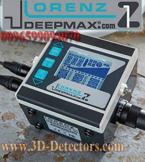 احدث الانظلمة الالمانية لكشف المعادن Lorenz Deep Max Z1 2013