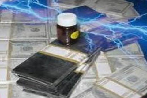 ssd  solution for cleaning of blacks currencies for sale