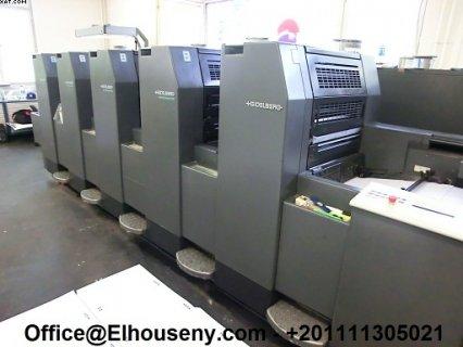 Sماكينة HEIDELBERG SM 52-5-P2