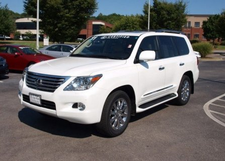 صور 2011 LEXUS LX 570 Gulf Specs Full Options 1