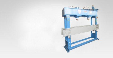 مكبس الورش الصناعية المتعدد الاستخدام وبأحجام من 10طن الى 3000طن