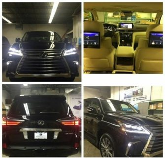 2016 Lexus LX570 Gcc, Excellent user