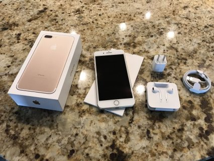 Apple iPhone 7 Plus 256GB Gold (Unlocked) Smartphone