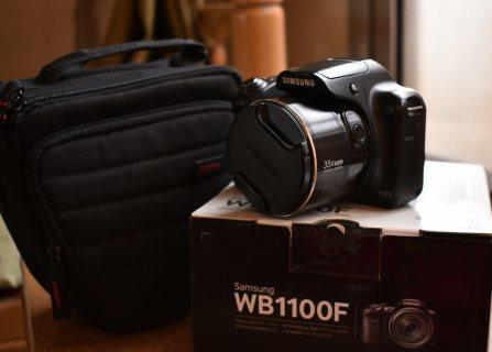 كاميرا سامسونج مع الحقيبة