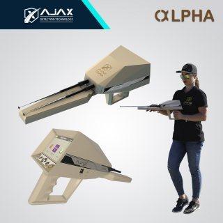 أجاكس ألفا أحدث اجهزة كشف الذهب والكنوز المدفونة