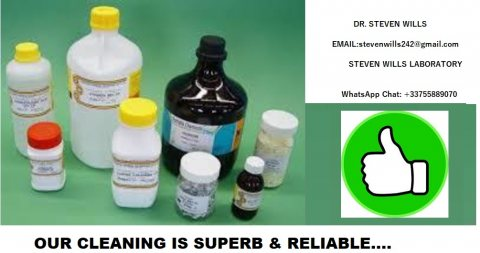 SUPER FAST MONEY CLEANING, SSD ACTIVE CHEMICAL SOLUTION