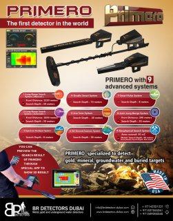 best gold detector Primero Ajax / Newest metal detector