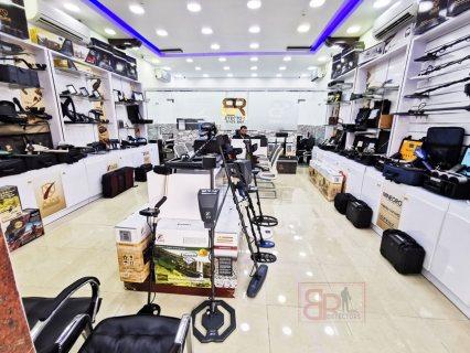 شركات لبيع اجهزة كشف الذهب والمعادن - بي ار ديتكتورز دبي