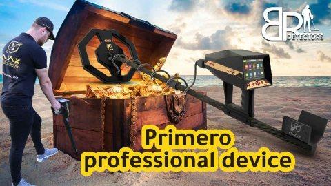 Gold Detector 2022 Primero | 9 Systems