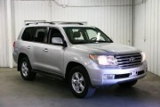 2011 Toyota Land Cruiser Rarely Used