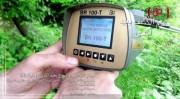 BR 100_T جهاز استشعاري بعيد المدى للكشف عن الذهب